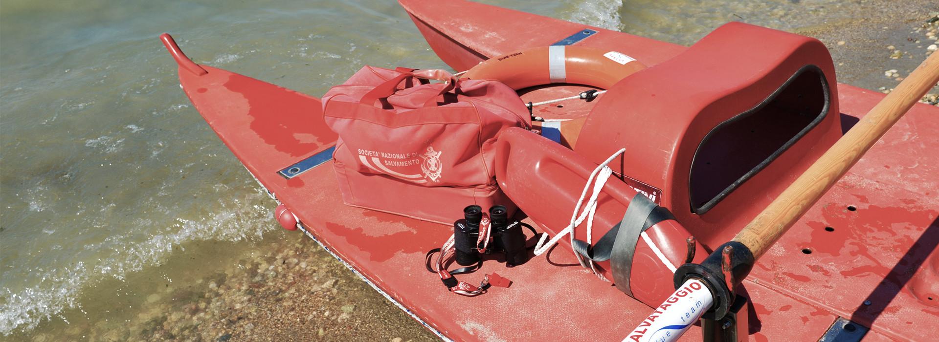 Salvamento Lago di Garda